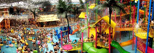 抚顺皇家海洋主题乐园夏威夷欢乐岛