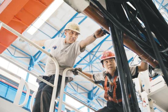沈阳产盾构机将服务香港地铁项目 - 轨道交通、地铁、高铁 - 城市轨道交通、地铁metro、轻轨、高铁