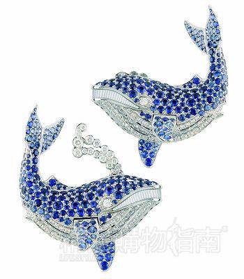 多彩宝石演绎海底世界