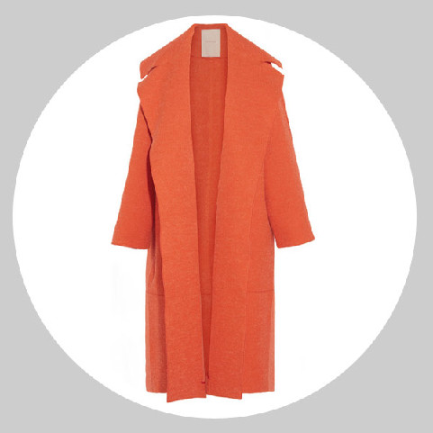 时尚过冬 你需要一件长大衣