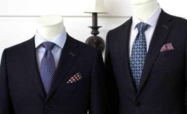 雅戈尔西服厂的制版师分成几个小组对接不同品牌的工作室,制版师与图片
