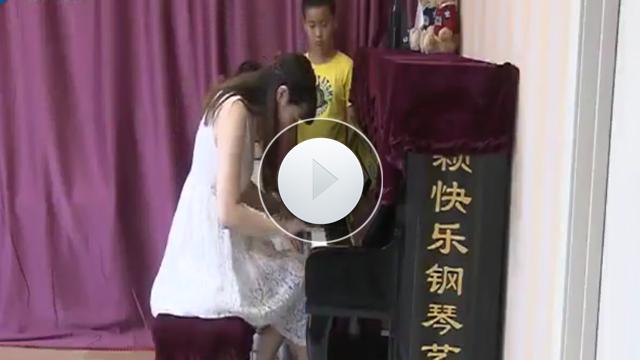 沈陽鋼琴音樂廣場首演:《少女的祈禱》帶您追逐藝術夢想