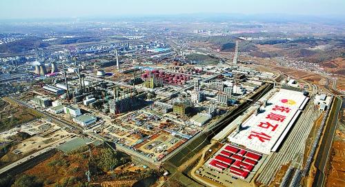 撫順石油一廠向世界級石蠟生産基地發力