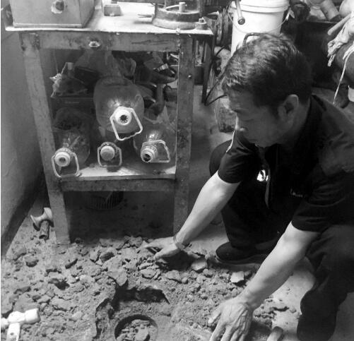 擅取地下水 于洪區18家洗浴中心自備井被封