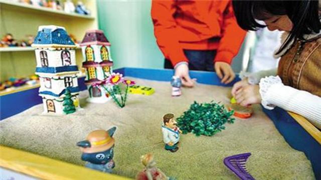 孩子有心理問題説不出?可找兒童遊戲治療師