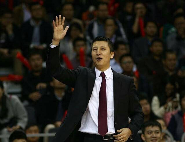 遼寧男籃主教練郭士強:我對巴斯挺滿意!