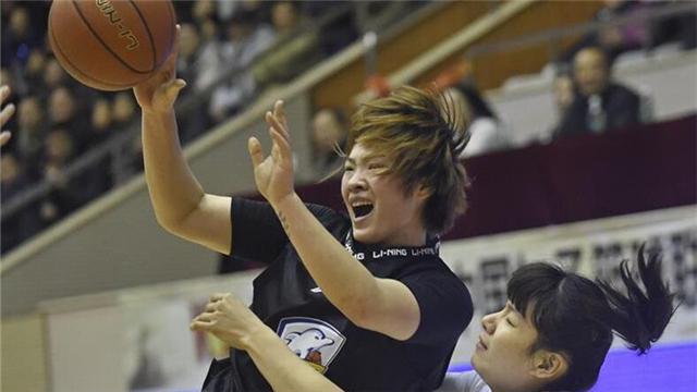 籃球——WCBA:遼寧勝廣東
