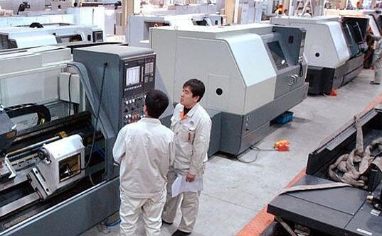 沈阳机床股份2017年预计实现扭亏为盈