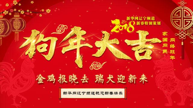 2018新華網遼寧頻道春節專題