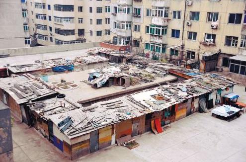 沈陽鐵西區打造零違建小區