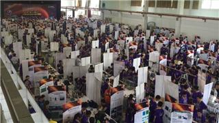 辽宁第十三届运动会电子竞技比赛即将开赛