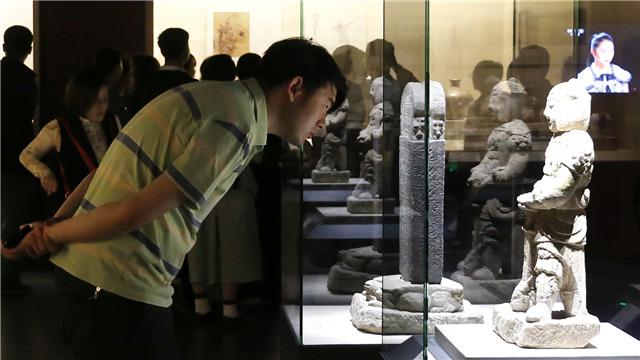 专访辽宁省博物馆馆长马宝杰:让更多人爱上博物馆