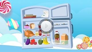 """【視頻】智能生活:""""共享時代""""冰箱來啦"""