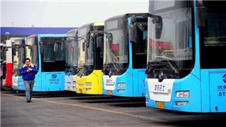 沈陽:新能源和清潔能源公交車佔比將達75%