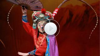 【视频】大连:传统文化变脸艺术首次进校园