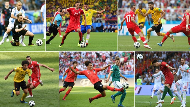 请收藏!俄罗斯世界杯之最