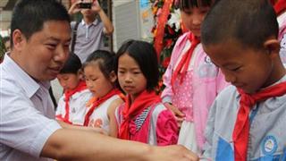 沈阳海关帮助近百名贫困学生顺利完成学业
