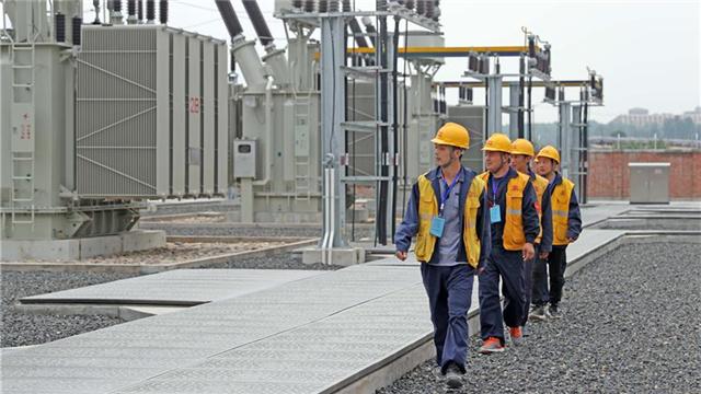 京沈高铁辽宁段全线牵引供电系统成功送电