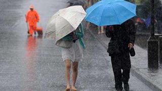 遼寧多地遭遇強降雨 緊急轉移3萬余人