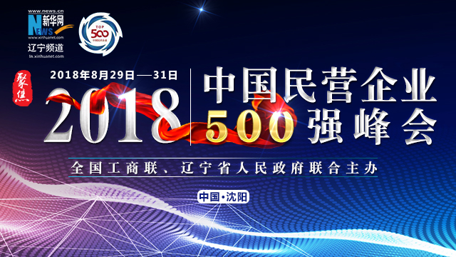 【专题】中国民企500强峰会