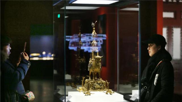 故宮養心殿文物特展在遼寧省博物館展出