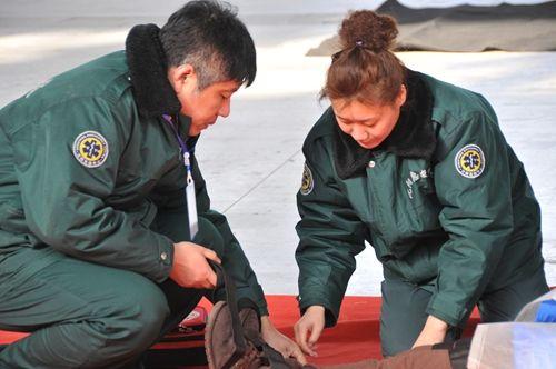 沈陽今年將新建2個急救站點
