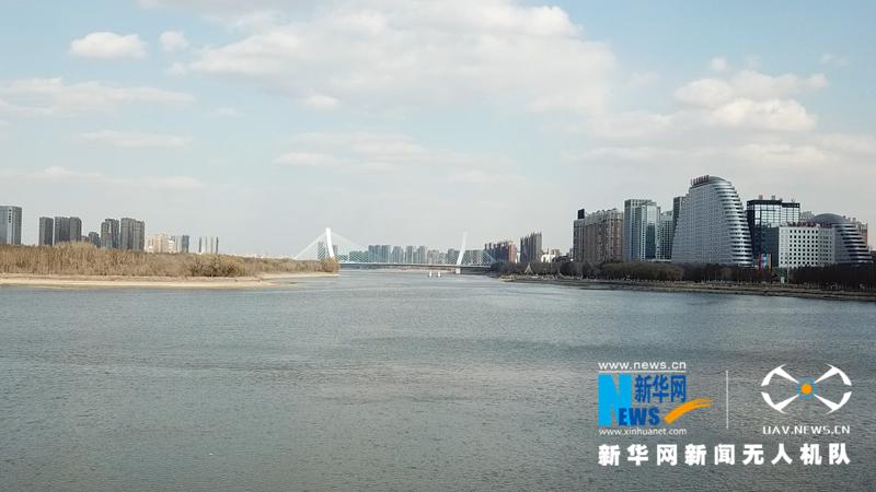 【視頻】聽,建築在訴説丨航拍沈陽渾河上方的城市紐帶