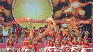 2019中國營口·鲅魚圈第八屆秧歌節啟幕
