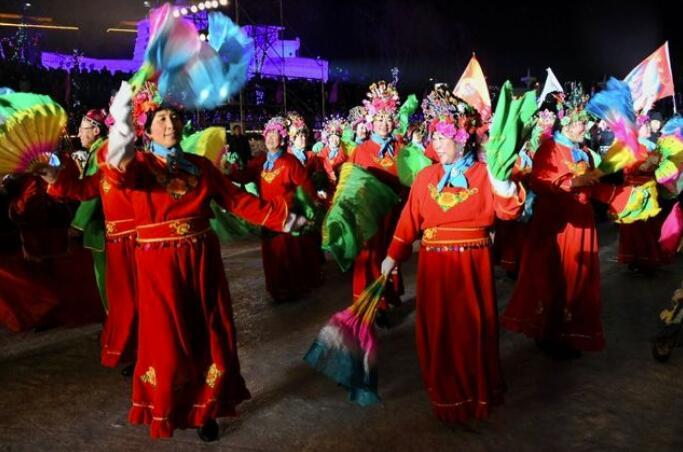 遼寧冰雪溫泉旅遊推廣季在鲅魚圈開幕