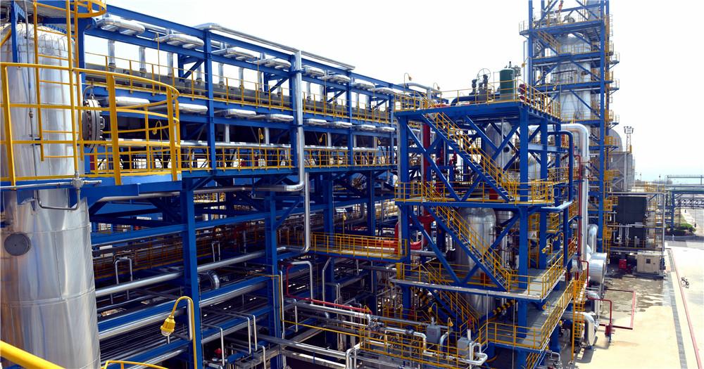 大連石化200萬柴油加氫裝置
