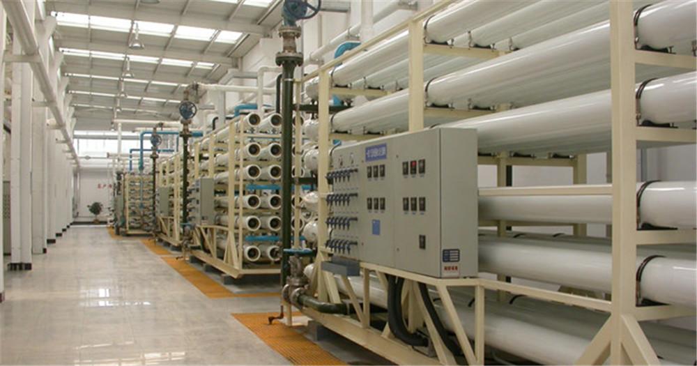 大連石化海水淡化裝置