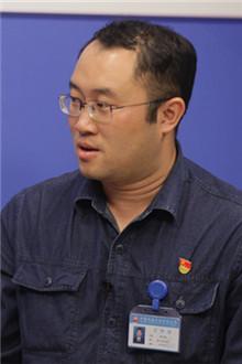 專訪大連石化公司第二聯合車間團總支書記郭本強
