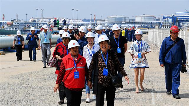 大連石化將于18日舉行公眾開放日活動
