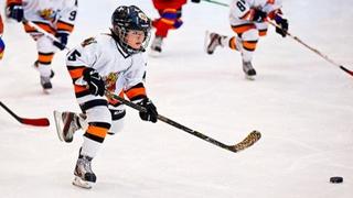 全國青少年冰球U12錦標賽開戰