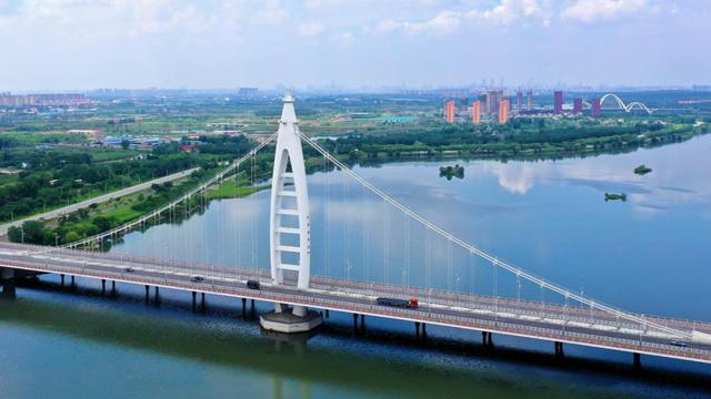 沈撫新區精彩掠影——高坎大橋
