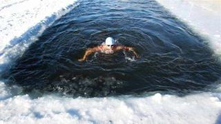 【視頻】第26屆全國冬泳錦標賽暨大連國際冬泳節啟幕