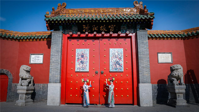 春(chun)暖花(hua)開(kai) 魅力五城——沈陽經濟區等你來玩!