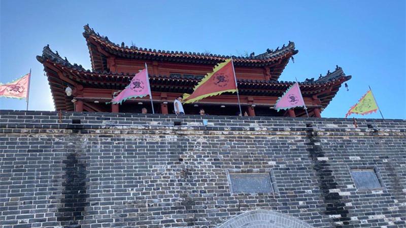 走進興城古城 探究明代歷史