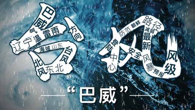"""睿思一刻•遼寧:全力以赴!遼寧多舉措迎戰""""巴威"""""""