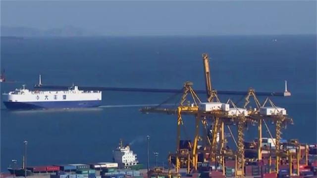 【視頻】大連大窯灣綜合保稅區獲批建設 東北亞國際航運中心再添新動能