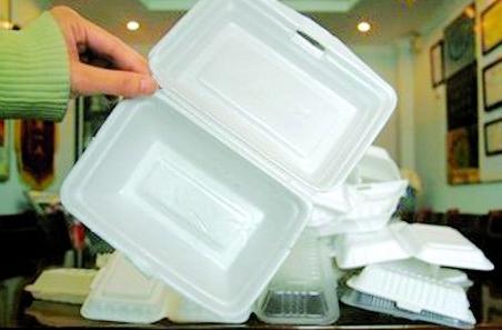 【視頻】今年年底我省禁止産銷一次性發泡塑料餐具