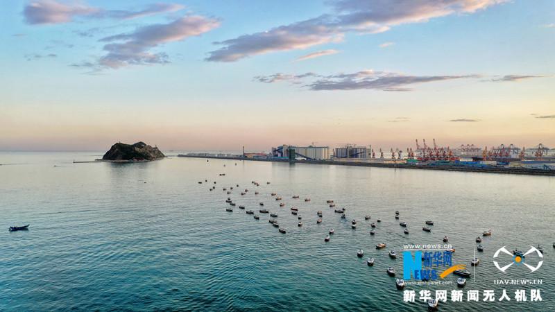 """【""""飛閱""""中國】瞰!我的國,我的家——錦州筆架山""""天橋"""""""