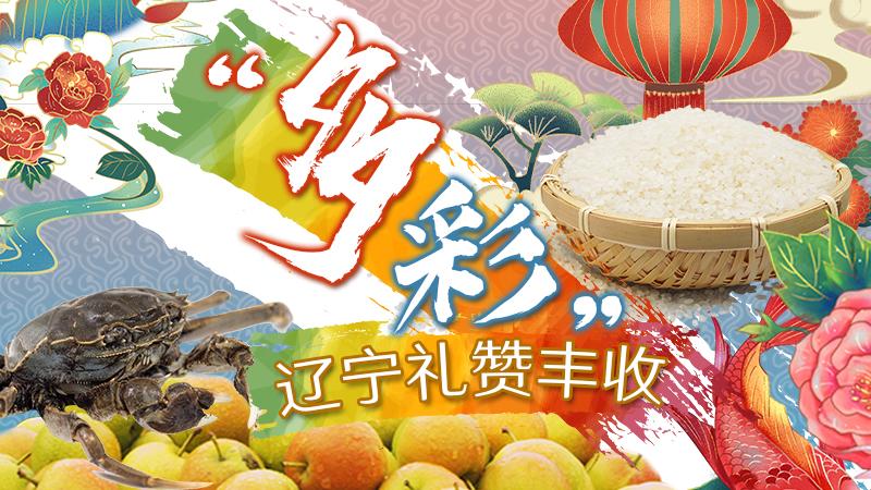 """""""多彩""""遼寧禮讚豐收"""
