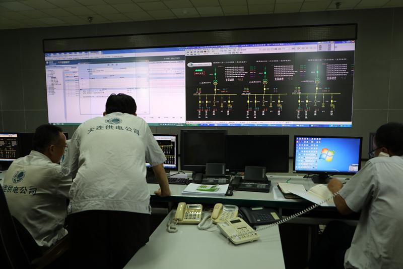 開發區電網發展歷程