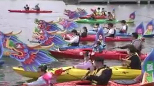 假日時光:大連親子龍舟賽 景區景點端午節慶活動精彩紛呈
